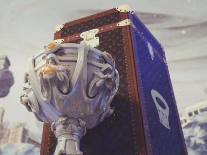 Louis Vuitton en el mundial de 'League of Legends'