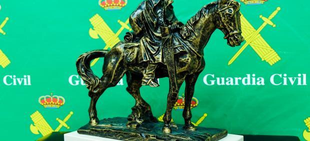 Premio 'Amigo de la Guardia Civil del Campo de Gibraltar'