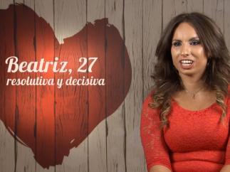 Beatriz, en 'First dates'.