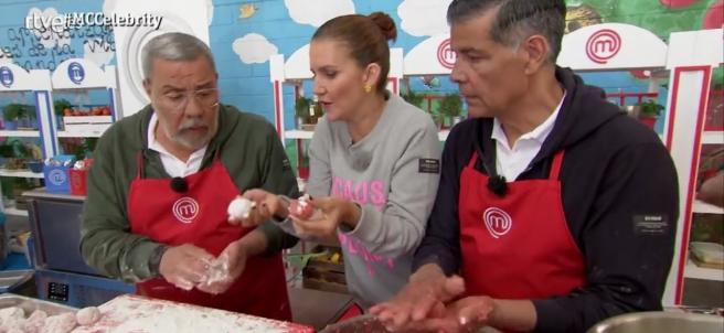 Los Chunguitos en 'MasterChef Celebrity'
