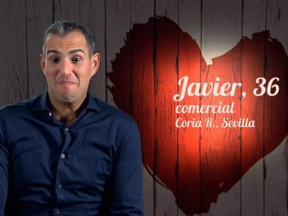 Javier, en 'First dates'.