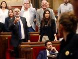 Carrizosa y la bronca en el Parlament