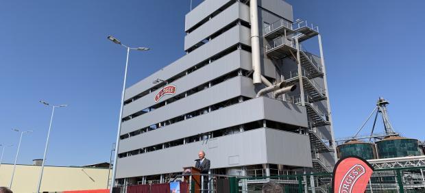 La nueva planta extractora de aceites de semillas de Borges en Tàrrega (Lleida)