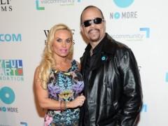 La modelo Coco Austin y el rapero Ice-T
