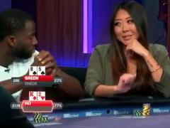 Draymond Green pierde un farol al poker ante Maria Ho