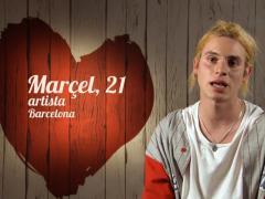 Marçel, en 'First dates'.
