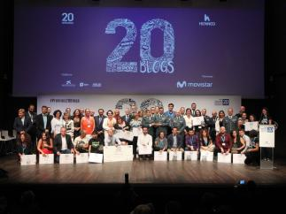 Premios 20blogs