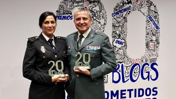 Fernando Cubillo y María Buyo