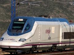 Recurso de tren AVE