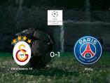 El PSG gana al Galatasaray (0-1)