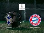 El Bayern de Múnich suma tres puntos tras pasar por encima al Tottenham Hotspur (2-7)