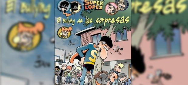 'El bullying de las sorpresas' el nuevo cómic de Súperlópez
