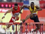 Orlando Ortega, obstaculizado por McLeod en el Mundial de Doha 2019