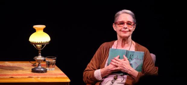 Vicky Peña protagoniza esta nueva versión del monólogo de Tony Kushner por el que recibió un premio Max en 2009.