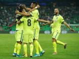 El Getafe se hace fuerte en Krasnodar