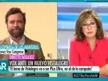 Ana Rosa conversa con Espinosa de los Monteros
