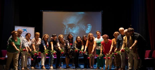 Proyecto teatral 'Entre versos y Marsillach'