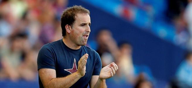 Jagoba Arrasate, entrenador de Osasuna