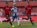 El Mallorca gana al Espanyol en Son Moix