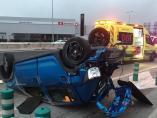 Accidente de tráfico en Cantabria