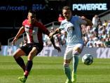 El Celta gana al Athletic en Balaídos con un gol de Iago Aspas