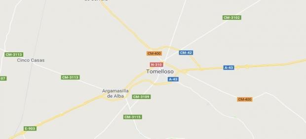 Imagen de Tomelloso en Google Maps