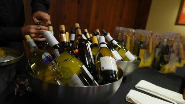 Vinos blancos de Tenerife