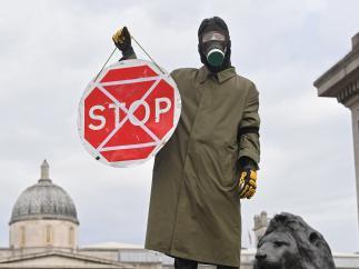 El mundo se moviliza por la 'Rebelión por el Clima'
