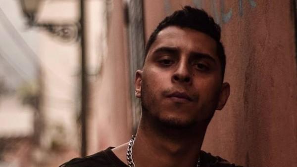El músico y actor Dollar Selmouni.