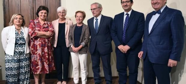 Inauguración de las Jornadas de Especialistas de Violencia sobre la Mujer de la Fiscalía General del Estado en Ciudad Real