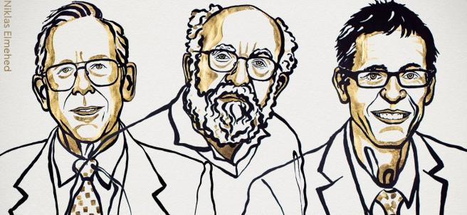 Premio Nobel de Física 2019