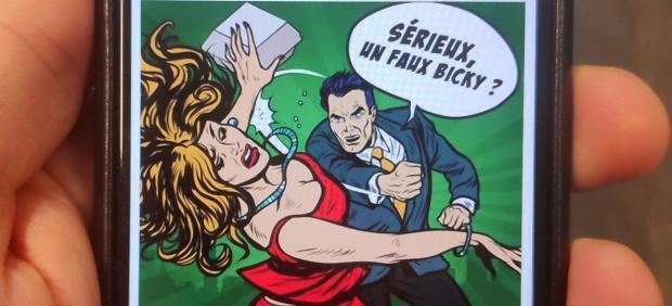 Polémica en Bélgica por un anuncio machista