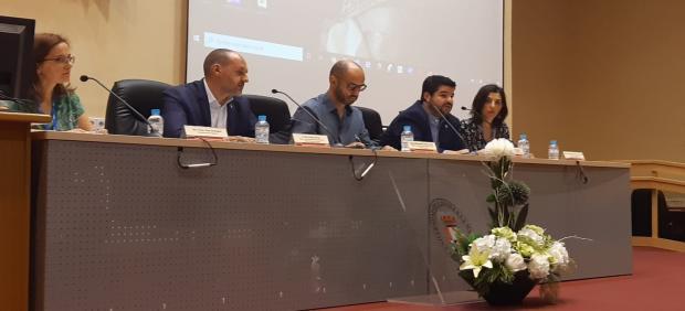 Inauguración de las Jornadas sobre el Síndrome de Down en Talavera