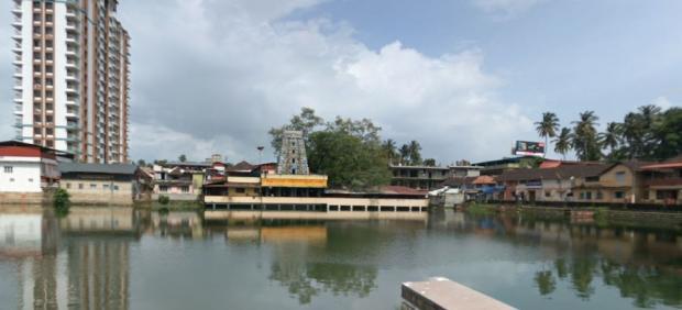 Imagen de la ciudad india de Kozhikode, donde han ocurrido los hechos