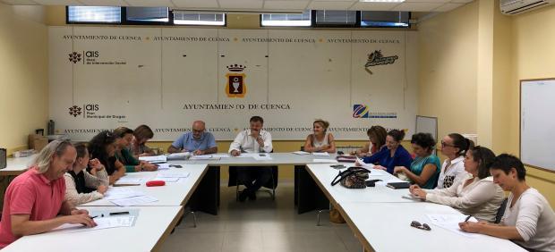 Consejo Municipal de Igualdad de Cuenca.