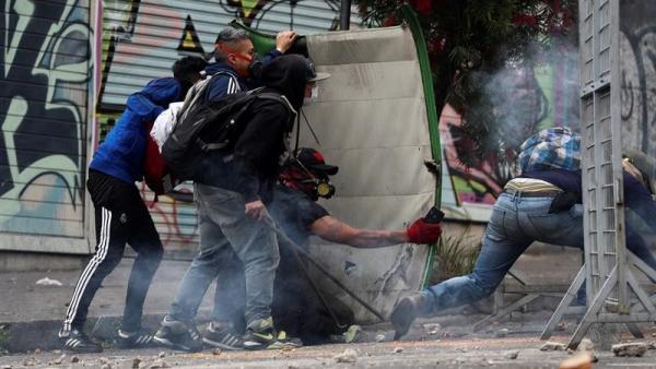 Caos en Quito