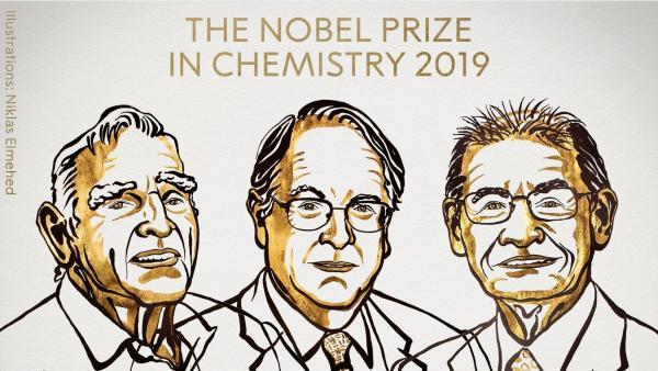 Premios Nobel de Química 2019