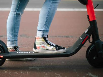 Patinete eléctrico JUMP by Uber