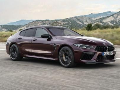 BMW M8 Gran Coupé: hasta 625 caballos de potencia