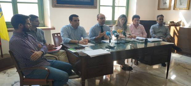 Np Alcalde. El Ayuntamiento De El Puerto Se Plantea Recurrir La Sentencia Del Tsj Que Declara Nulo El Pgou