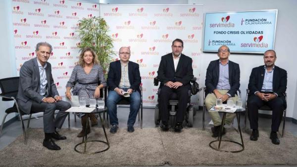 Fundación Caja Navarra abre su Fondo de Crisis Olvidadas para dotarlo de más recursos y una difusión más amplia