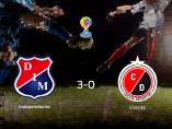 Los tres puntos se quedan en casa: goleada del Independiente Medellin al Cúcuta Deportivo (3-0)