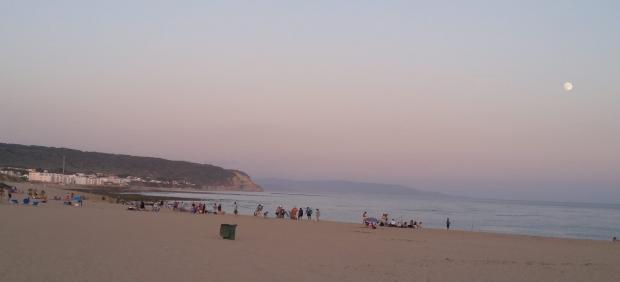 Playa de Marisucia en Los Caños de Meca