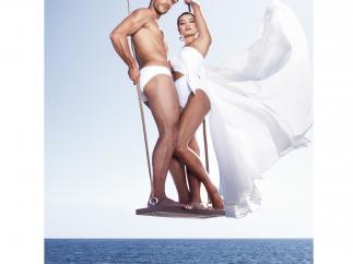 Cartel promocional de 'Tenerife Fashion Beach Costa Adeje'
