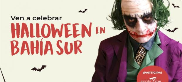 Bahía Sur se convertirá en un improvisado set de maquillaje de terror para celebrar Halloween