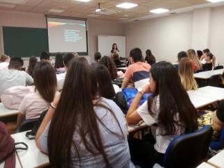 Jornadas Nobel en la Universidad de Jaén.