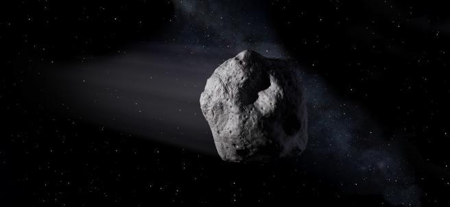 Asteorides a la sombrea de Júpiter pueden ser un riesgo para la Tierra