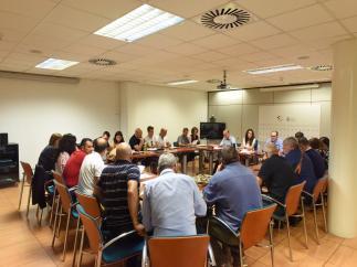 Reunión de la Mesa Sectorial de Sanidad