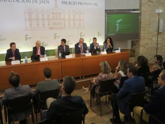 Jornadas para profesionales de justicia en la Diputación de Jaén