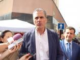 El secretario general de Vox España, Javier Ortega Smith, ha apuntado que la apelación del líder de Unidas Podemos, Pablo Iglesias, a que medie el Rey y facilite una coalición de Gobierno es correcta y que 'está dentro de las necesidades y de lo normal' s